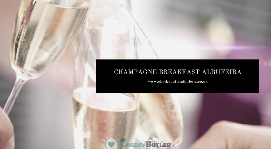 champagne breakfast albufeira